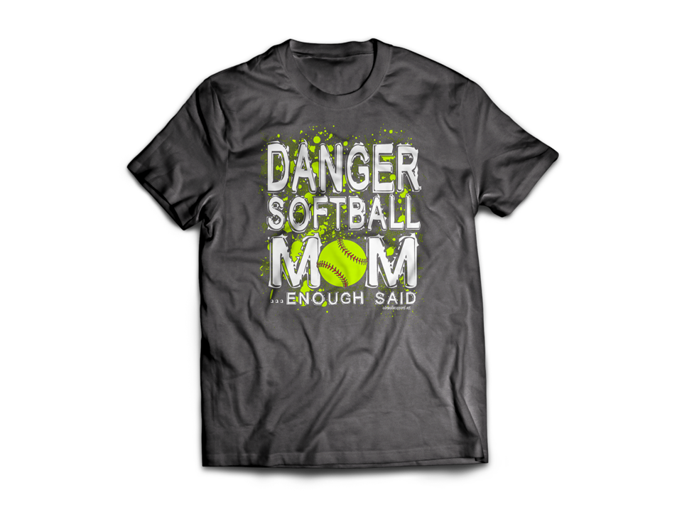 Danger-Softball-Mom