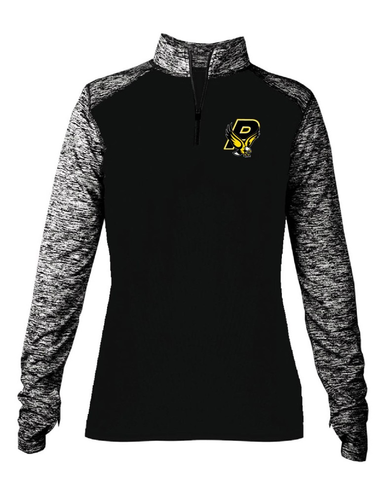 Purdy Ladies Blended Sports pullover-01-02-02