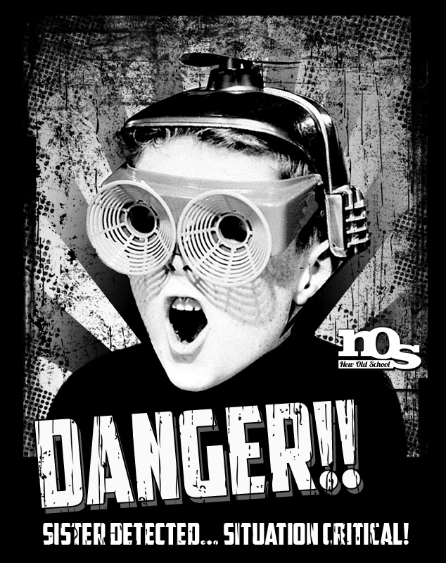 danger sister detected
