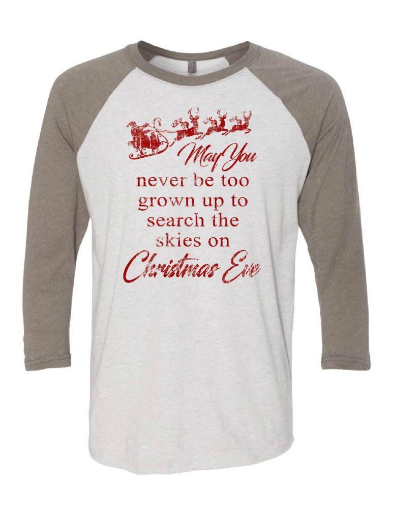 AAD Christmas Santa Sleight shirt-01