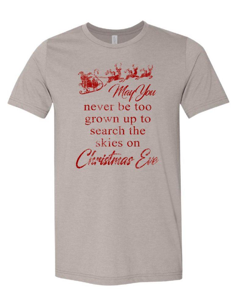 AAD Christmas Santa Sleight shirt-02