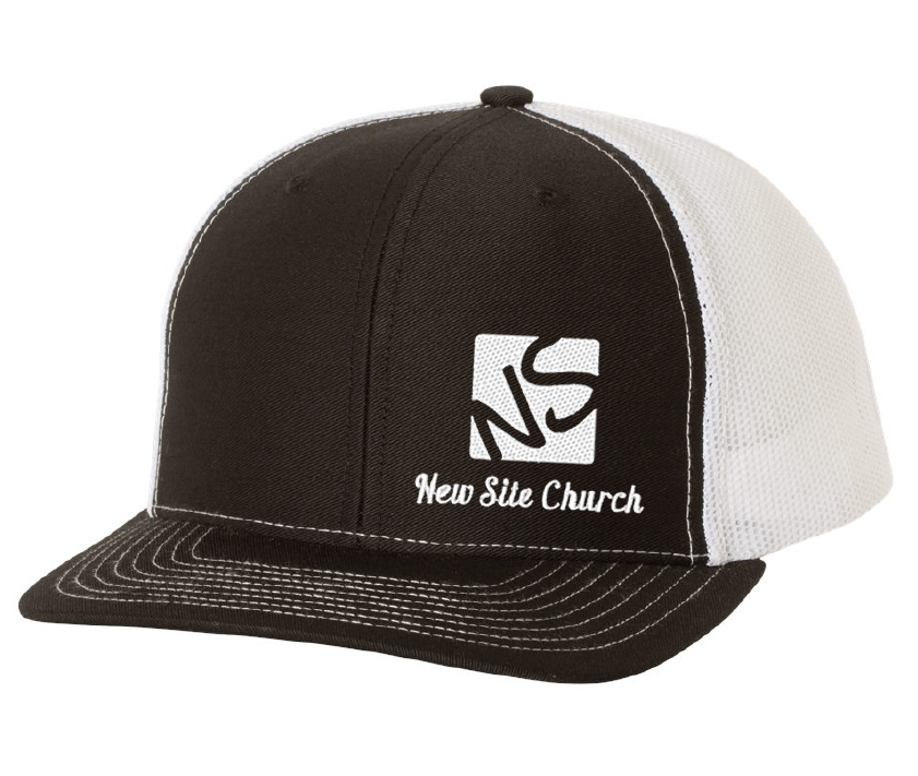 New Site Richardson black-white cap